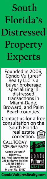 Condo Vultures® Realty - Distressed Property Experts